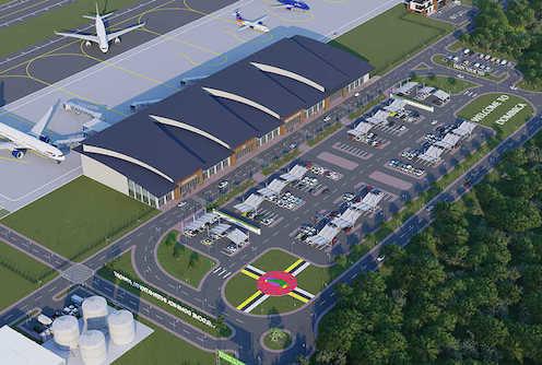 La Dominique signe un accord pour le premier aéroport international du Commonwealth