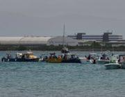 Pénalisée, Marie-Galante réagit suite au blocage des marins pêcheurs