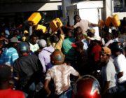 Haïti. Pénurie d'essence : 200 000 barils de gazoline payés par le ministère des Finances