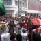 Soutien massif aux syndicats de santé de Martinique