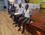 Guadeloupe. Rencontre Région-commerçants de Bergevin